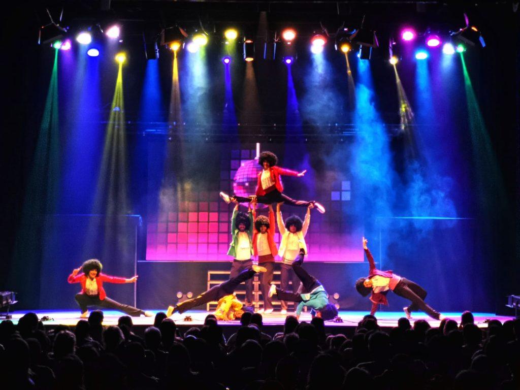 Espectáculo musical teatro