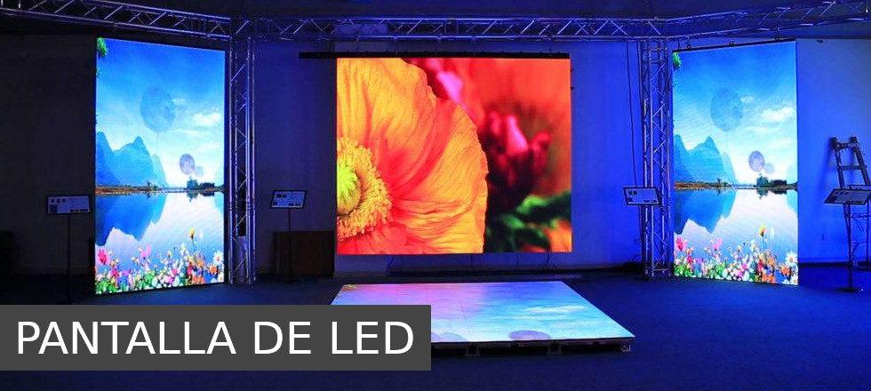 Pantalla de LED